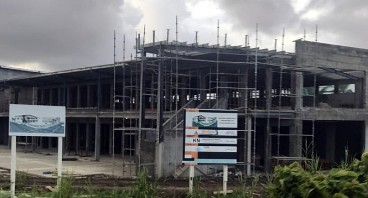 $30M Vitivou Complex Nearing Completion