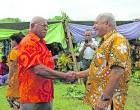 PM Meets Rabuka At Drekeniwai