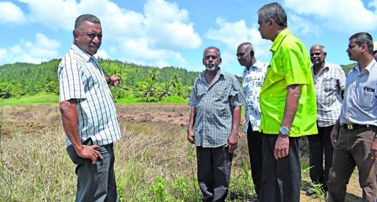 Ministry Helps Rice Farmers In Lagalaga