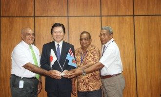 Japan Funds Projects In The Education And Health Sectors