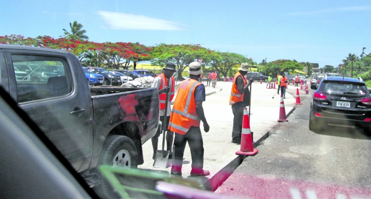 Police Expect  More Traffic  Congestion Soon