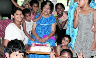 Deaconess Laveti Marks 68th Birthday