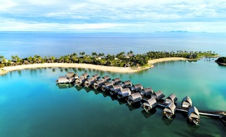 Marriott Voted World's Best New Overwater Resort: Traveller