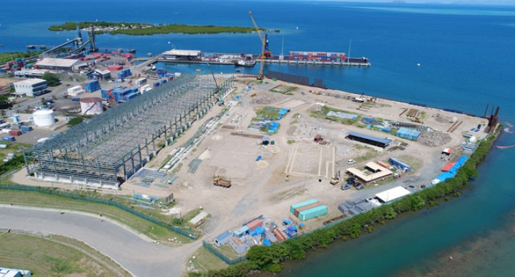 Amex Multi Million Dollar West Project Takes Shape