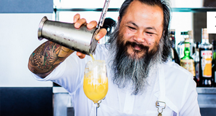 Expert Mixologist Quyn Nguyen Arrives At InterContinental Fiji