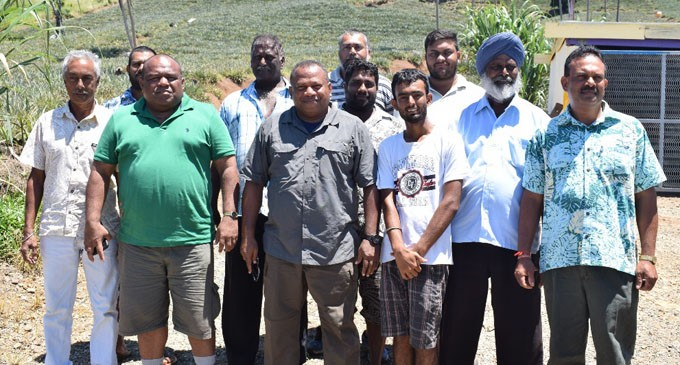 Seruiratu Meets Farmers in the Western Division