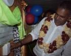 Koya Turns on Power Supply to Light up Boca Settlement