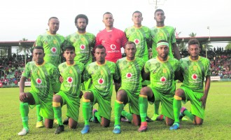 Nadi Football Boss Wants Winning Start