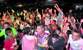 Police Laud Public For Incident-Free Parties
