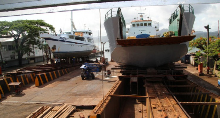 FSHIL Sets Standard  In Ship Repairing