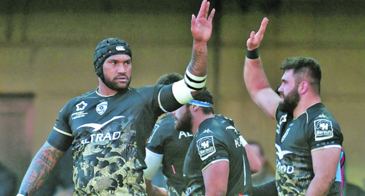 Nadolo Try Saves The Day