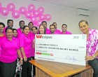 NewWorld Announces $25K Pledge Each To Pinktober And Movember