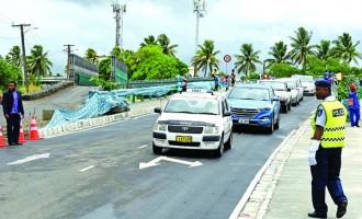 Opening Of New Vatuwaqa Bridge Brings Relief