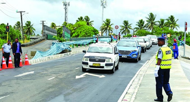 Opening Of New Vatuwaqa Bridge Brings Relief