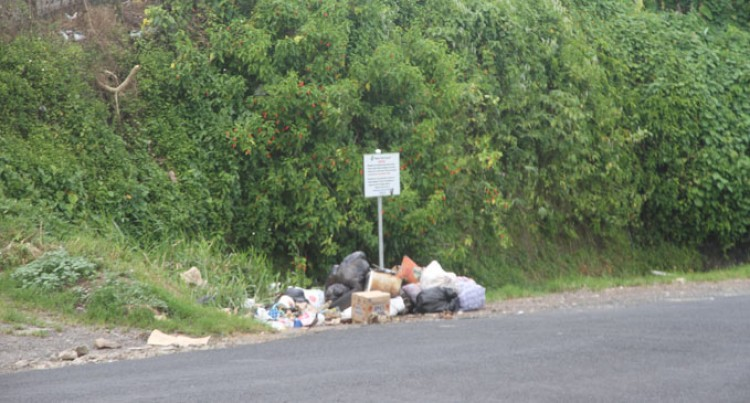 Does Rubbish on Roads Show A Failed Campaign?