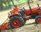 Mahindra  Tractors – Farmer's Hard Working Companion