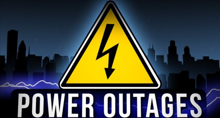 Unplanned Power Outages Affects Power Supply