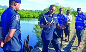 Qiliho Happy With Police Preparation For Nadi March