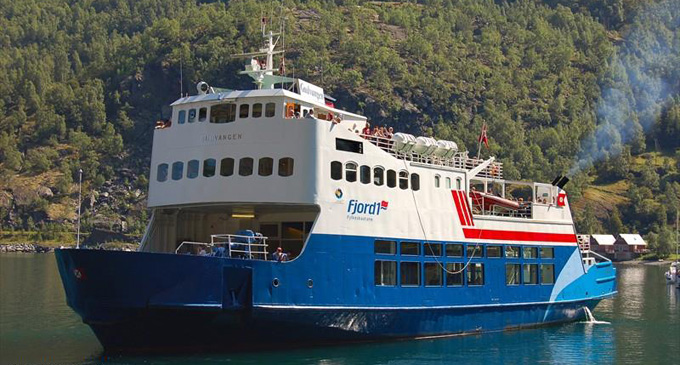 Queen of Melbourne to service the Kadavu province under a new name. Photo: FleetMon.