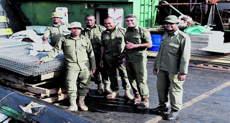 30 Engineers On Festive Break Return To Rotuma