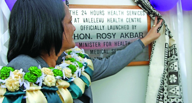 Valelevu Health Centre  Now Open 24 Hours