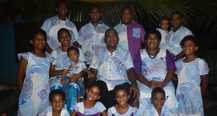 Sabeto Family Promotes Unity, Prioritises Education in 2018