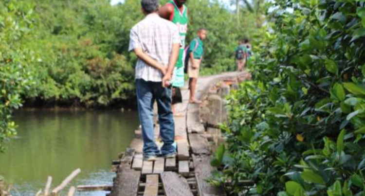 FRA To Repair Two Footbridges; Muanikoso And Dibulu In Nasinu