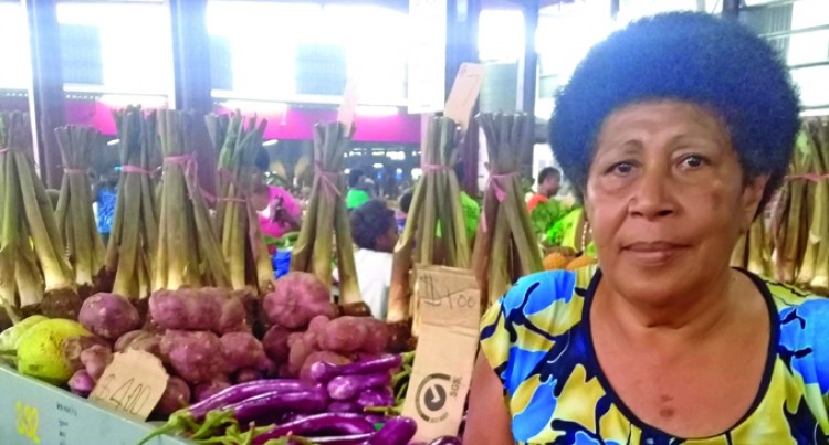 No Dull Moment At Bustling  Lautoka Market