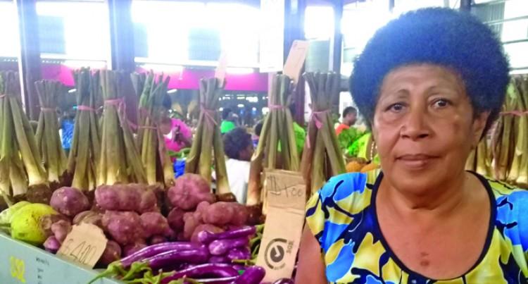 No Dull Moment At Bustling  Lautoka Market