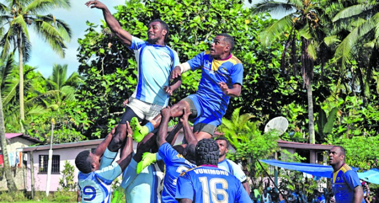Tailevu Rugby on rebuilding process