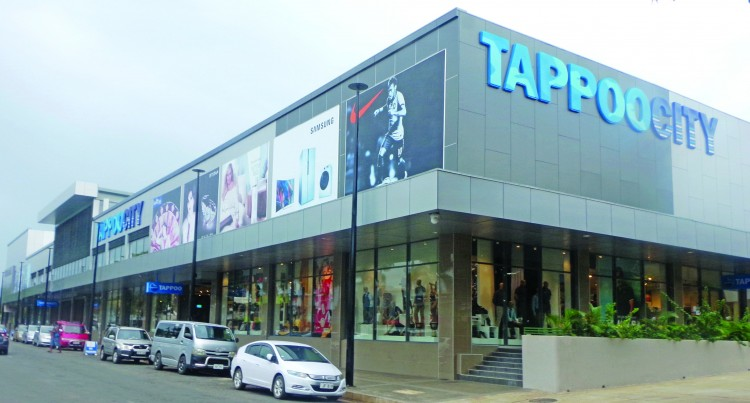 Tappoocity Centrepiece Of  Lautoka Commerce