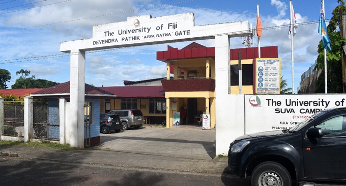 Image result for images for The University of Fiji