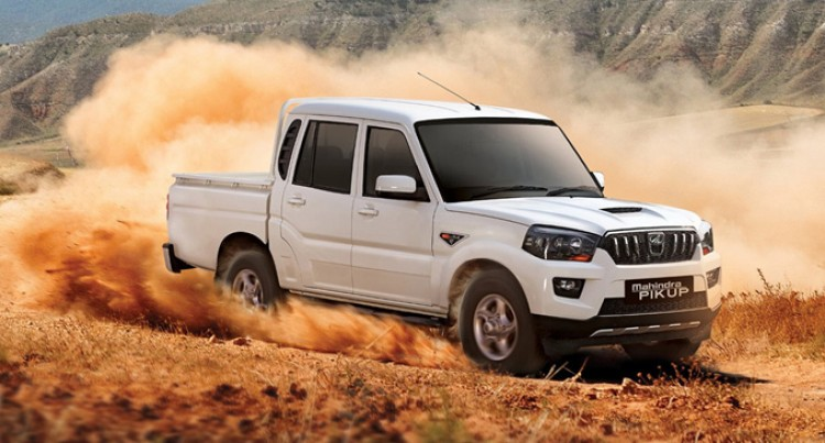 All- New Mahindra Scorpio Pick Up Is Here