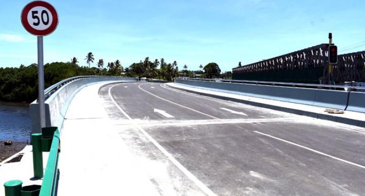 Major Suva Bridges To Open From Next Week