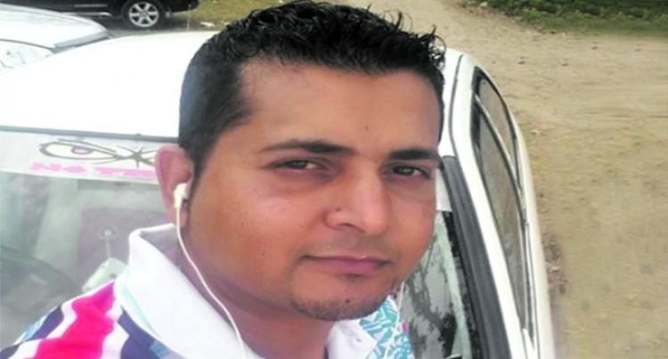 Arrest Wanted man surrenders himself