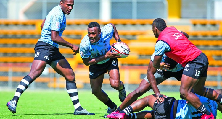 Fijian 7s Team Training In Australia For Sydney 7s