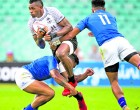 Fijians Run Over Samoa