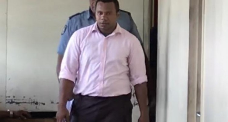 Rape accused fronts court