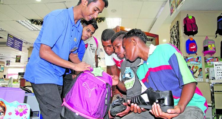 Organise School Shopping: Kumar