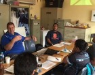 Basketball coaches attend Oz workshop