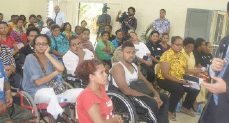 Trainer Urges Employers To Include Disabled Persons
