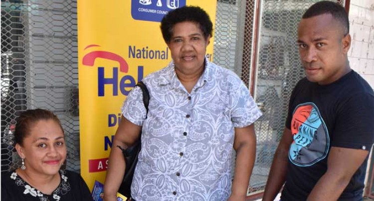 Council's Back To School Mobile Unit Helps Labasa Consumers