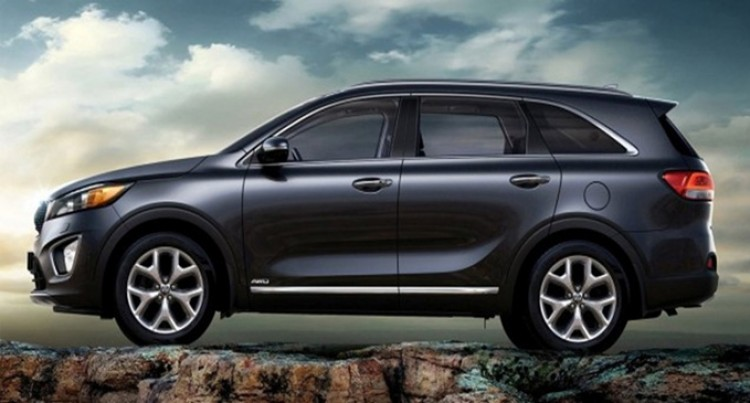 New Sorento Designed,  Built To Handle Any Mission