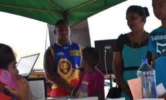 Labasa Students Take Advantage  Of E-Ticketing Roadshow