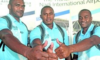 Fijians Can't Wait