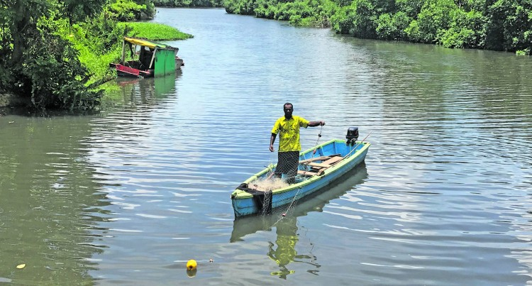 Fisherman: Fortunes Turn After Receiving Grant