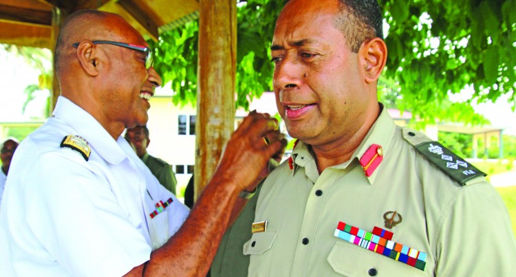 Kalouniwai Now Brigadier-General