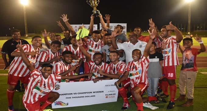 Labasa Win CvC Series