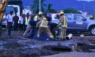 Man buried alive in Labasa
