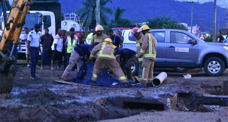 Man buried alive in Labasa